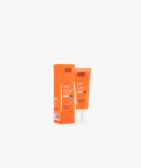 AcofarDERM Gel Facial Invisible