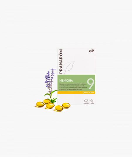 Pranarom Oleocaps 9 Memoria
