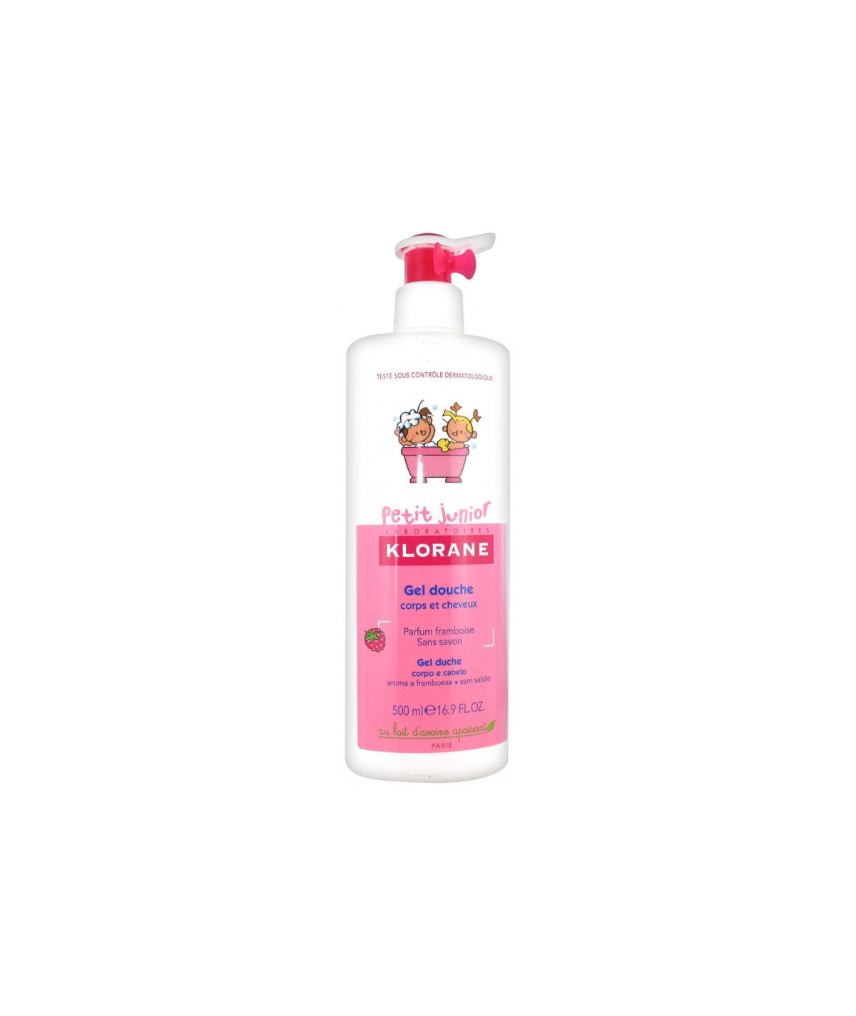 Bioderma Nodé K Tubo 150 ML