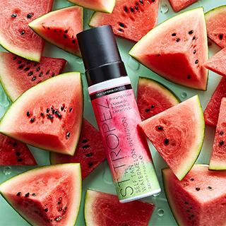 St Tropez Self Tan Watermelon Bronz Mousse