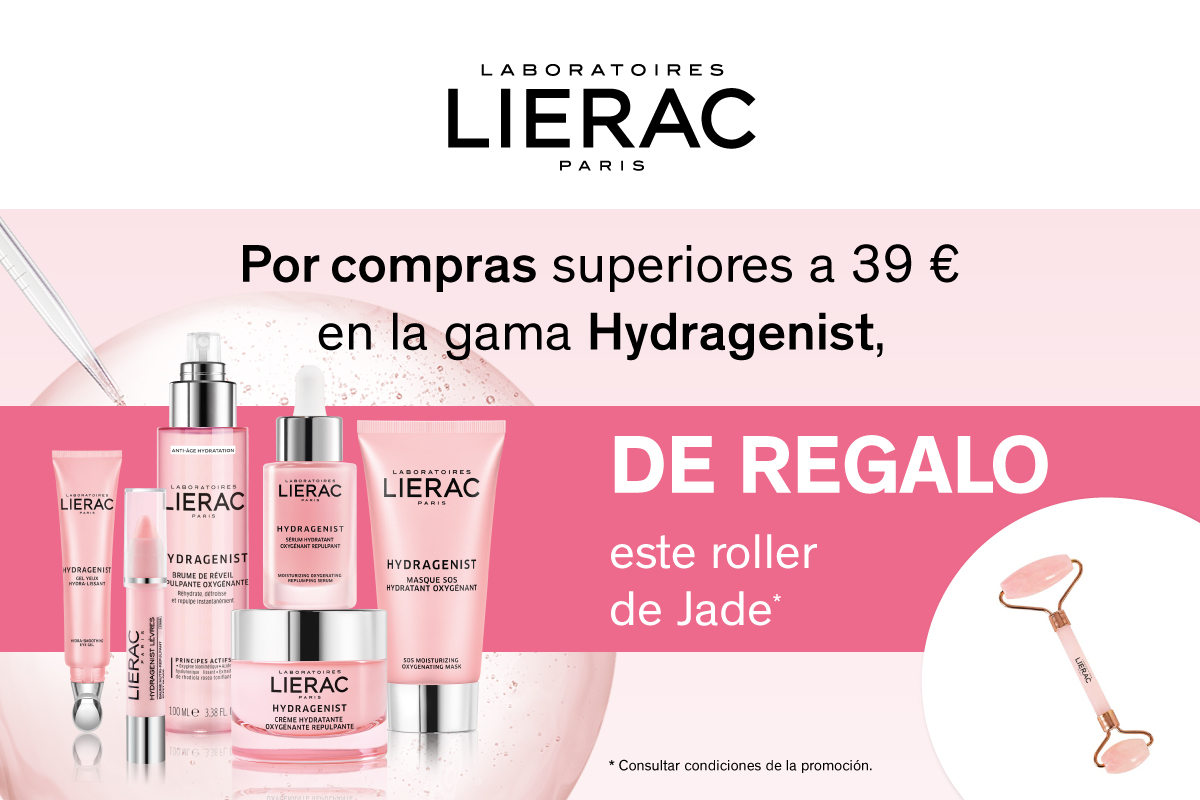 Promo Lierac Regalo Roller